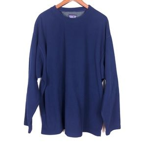 Vintage Patagonia Micro D-Luxe Fleece Pullover 2XL